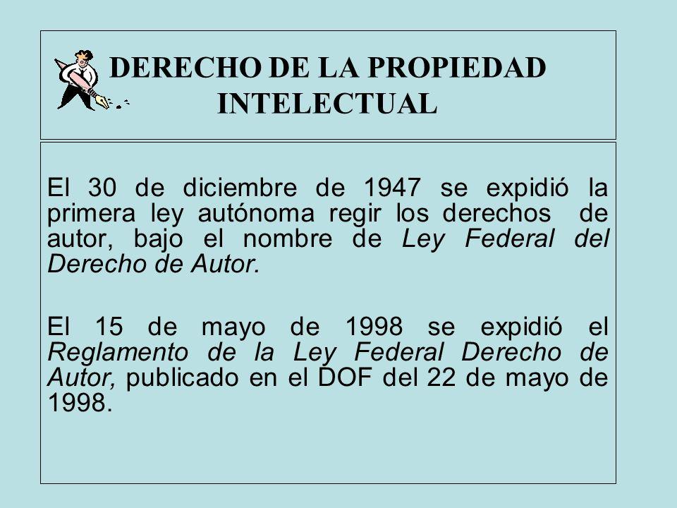 Derecho De La Propiedad Intelectual Ppt Descargar