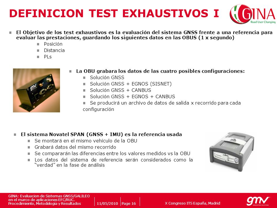 DEFINICION TEST EXHAUSTIVOS I