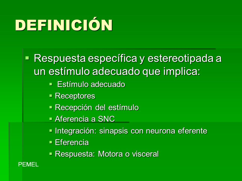 REFLEJOS ESPINALES. - ppt video online descargar