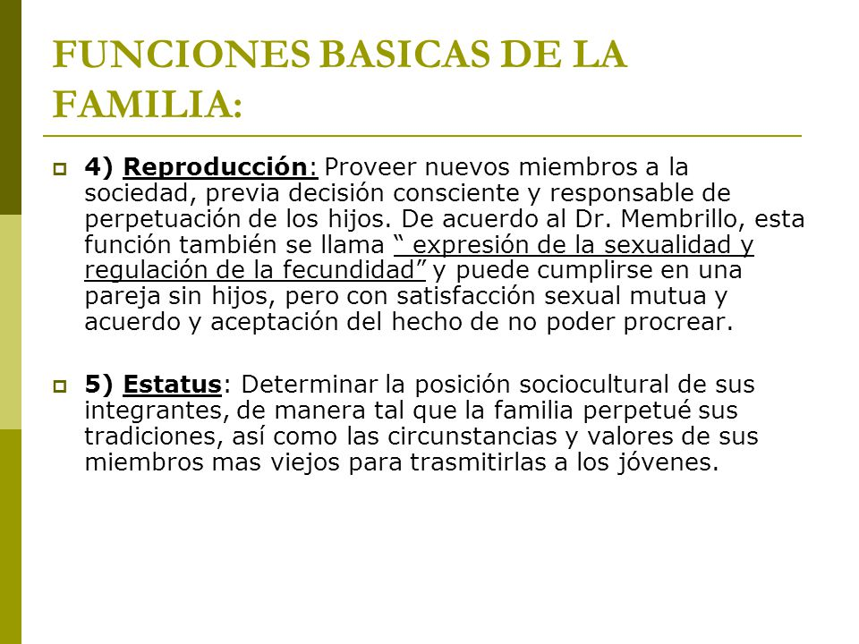 LA FAMILIA COMO OBJETO DE ESTUDIO I. - ppt descargar