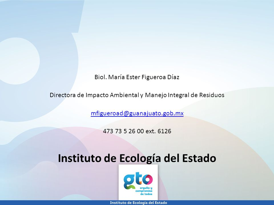 Instituto de Ecología del Estado