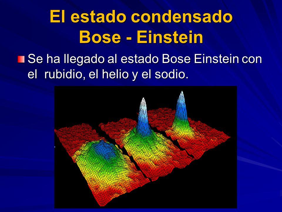 Imagenes De Bose >> Estados de la materia M.Ed. Cecilia Fernández.. - ppt video online descargar