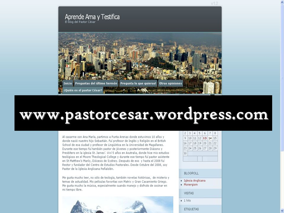 www.pastorcesar.wordpress.com