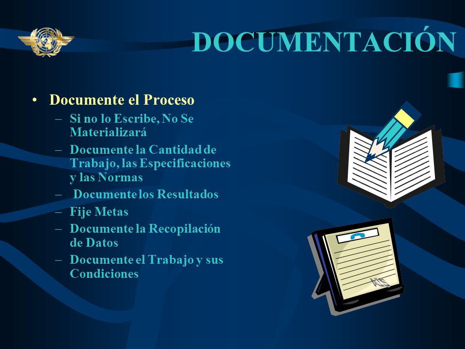 DOCUMENTACIÓN Documente el Proceso