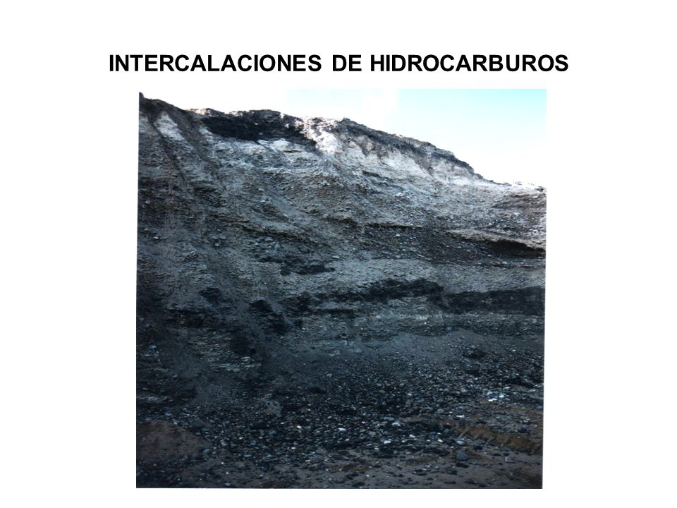 INTERCALACIONES DE HIDROCARBUROS