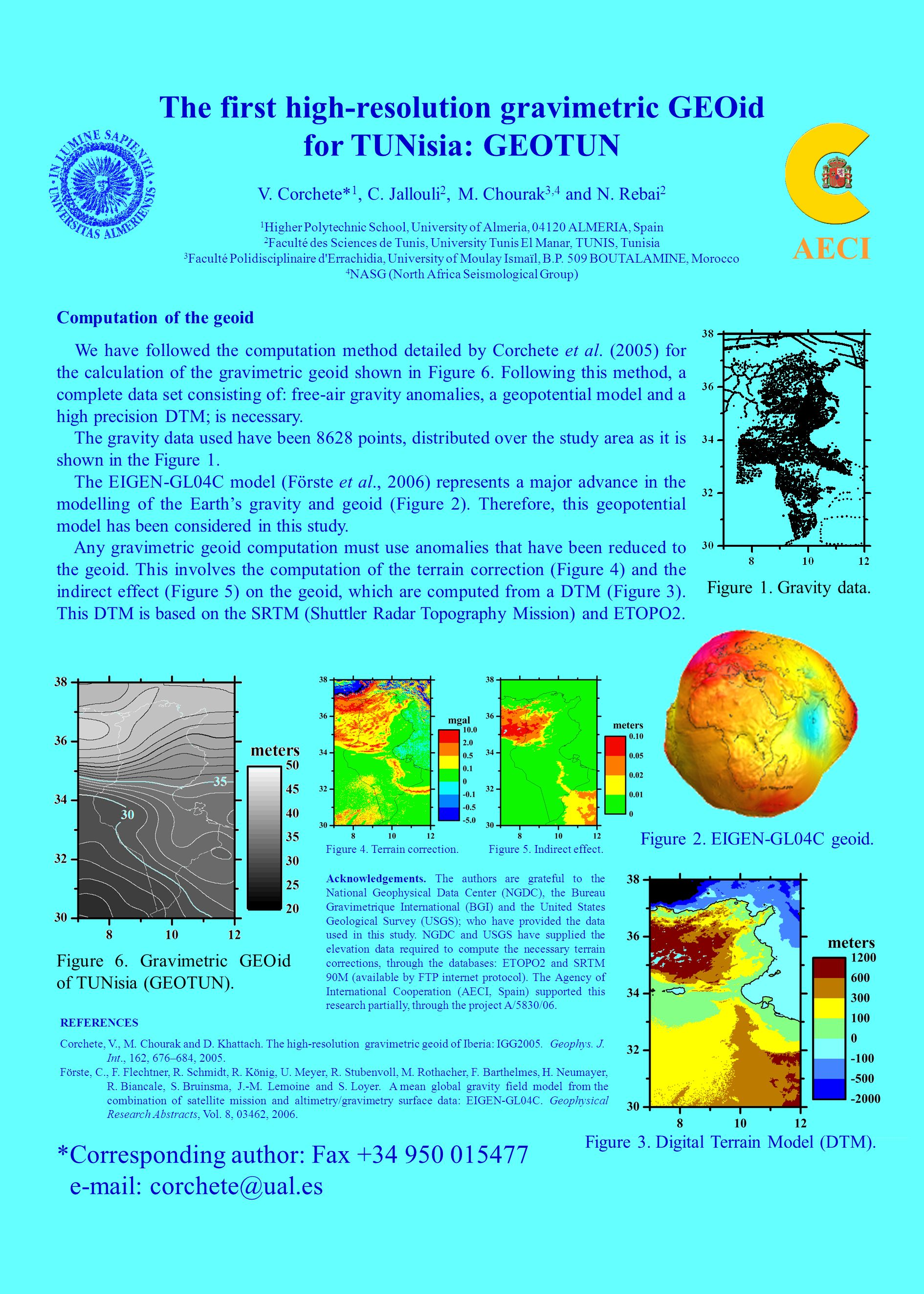 The first high-resolution gravimetric GEOid