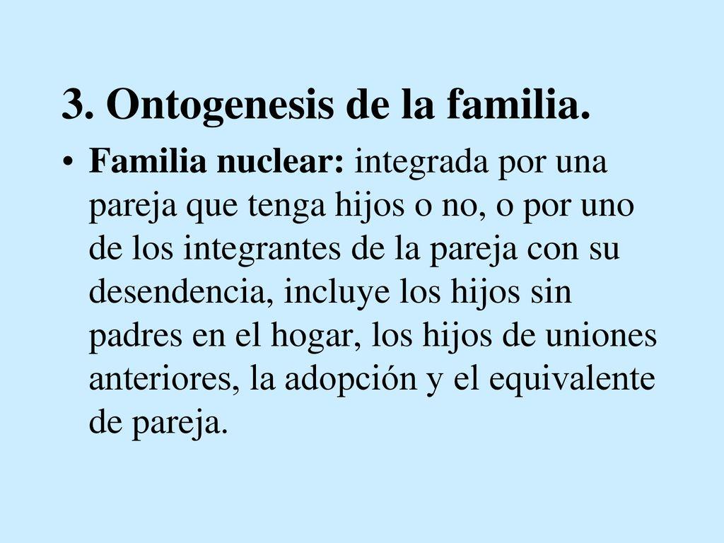 Familia Autora Dra María T Ppt Descargar