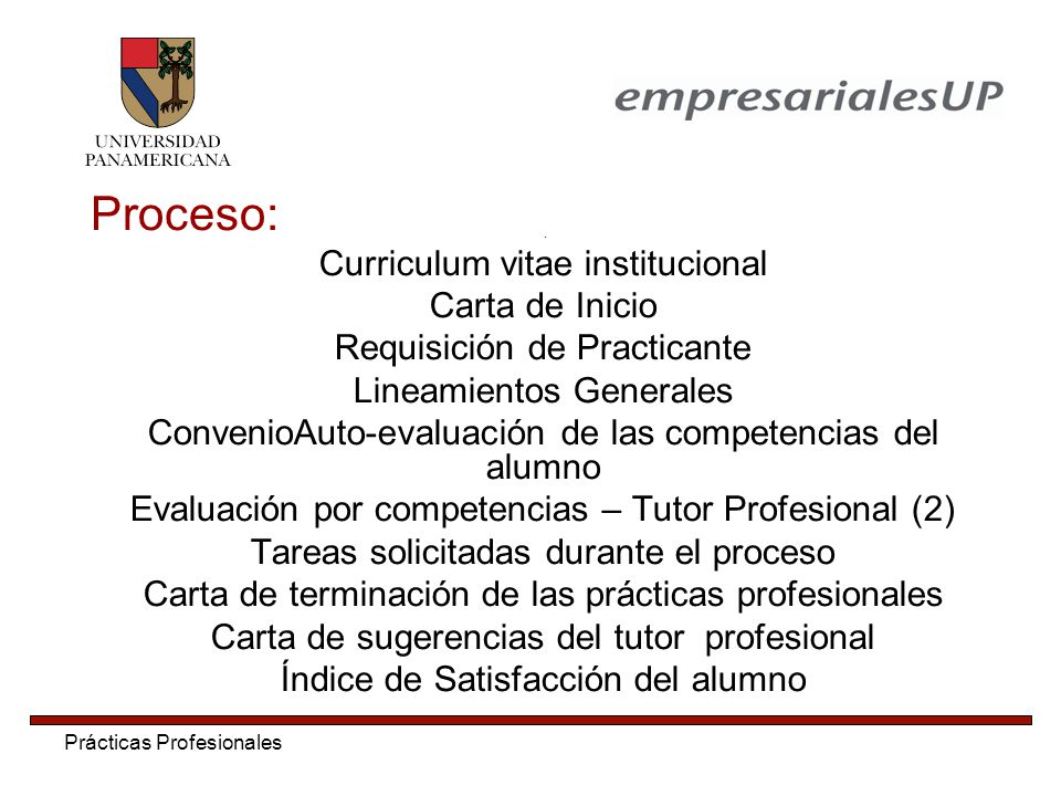 Practicas Profesionales Ppt Video Online Descargar
