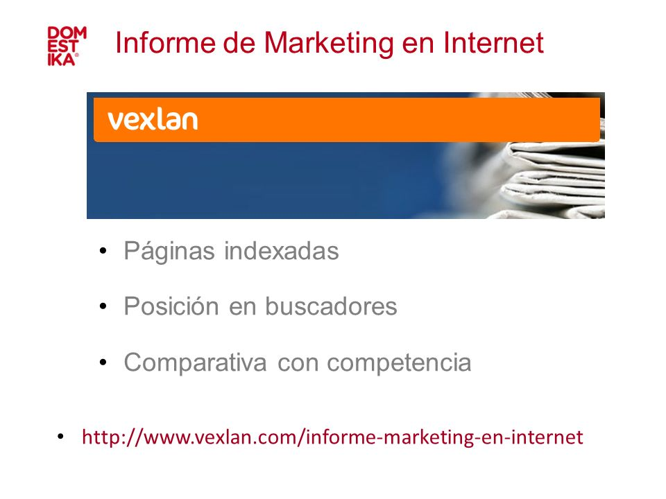 Informe de Marketing en Internet