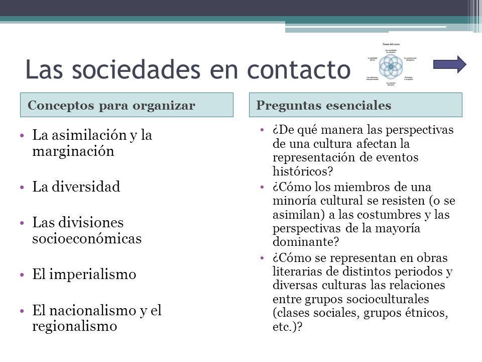 Los Temas Del Curso Literatura En Espanol Ap Ppt Video Online Descargar
