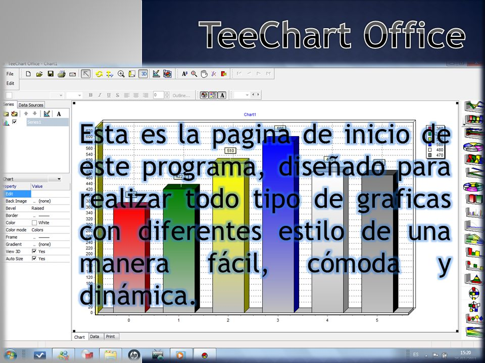 TeeChart Office