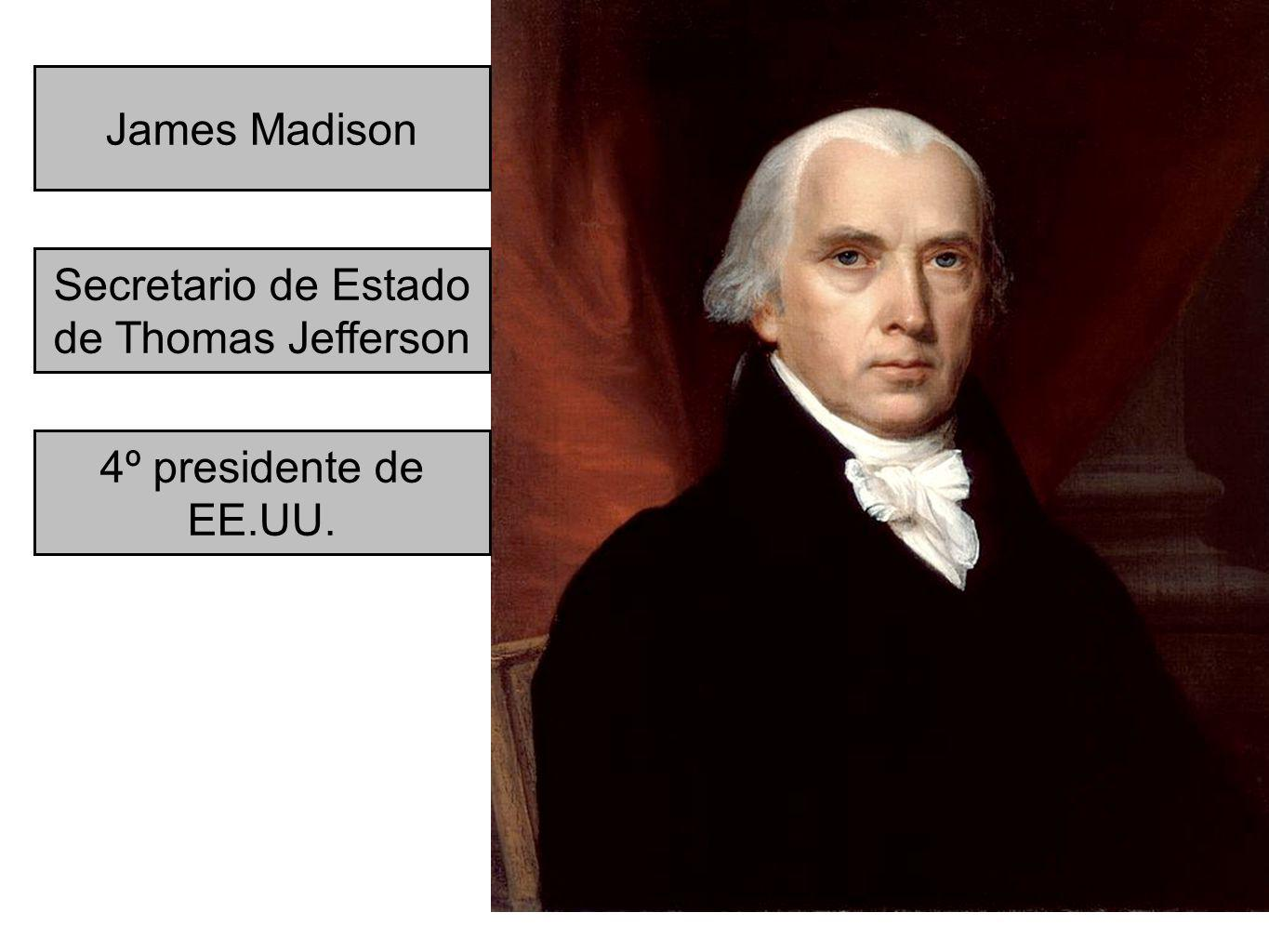 Secretario de Estado de Thomas Jefferson