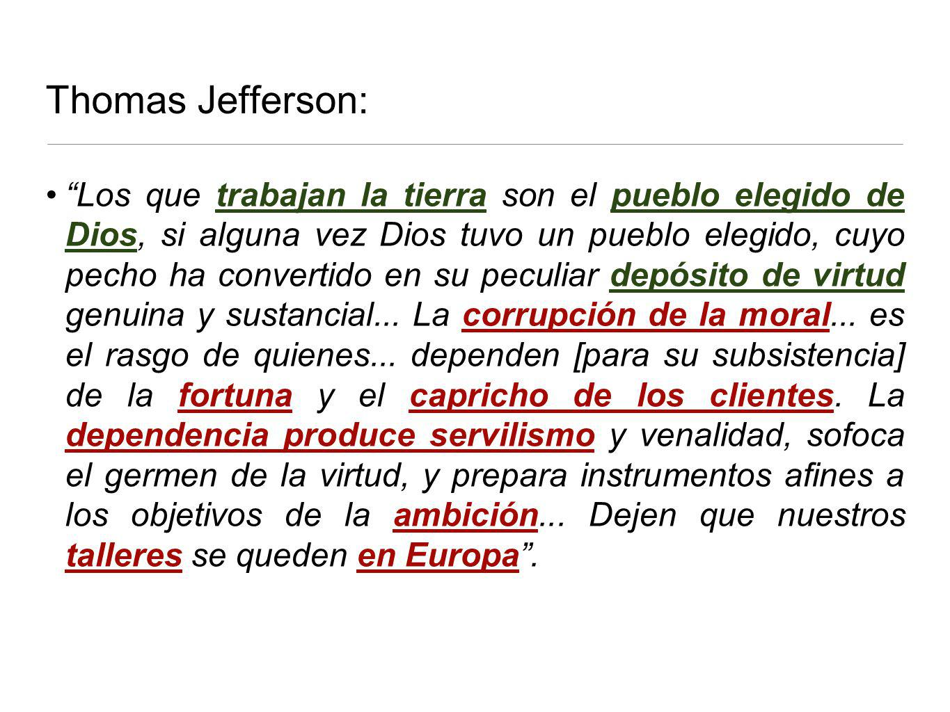 Thomas Jefferson:
