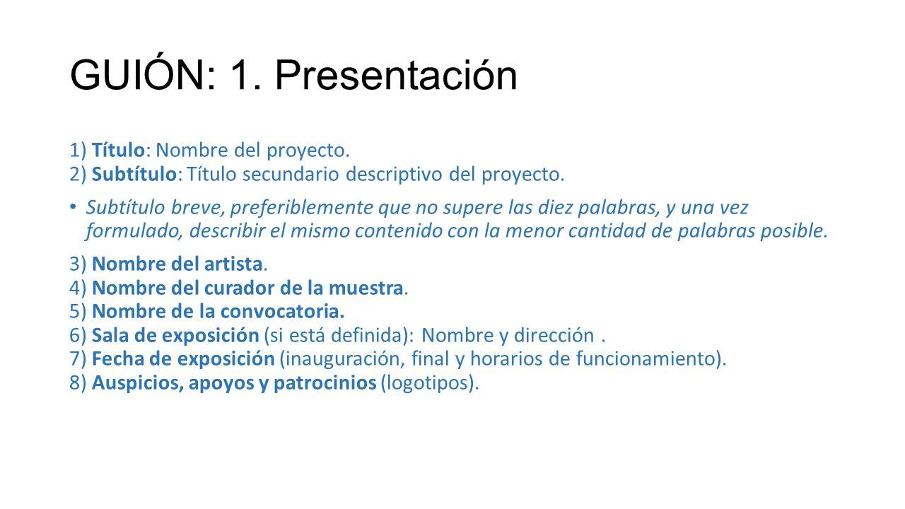 visualizaciÓn y presentaciÓn de proyectos ppt descargar