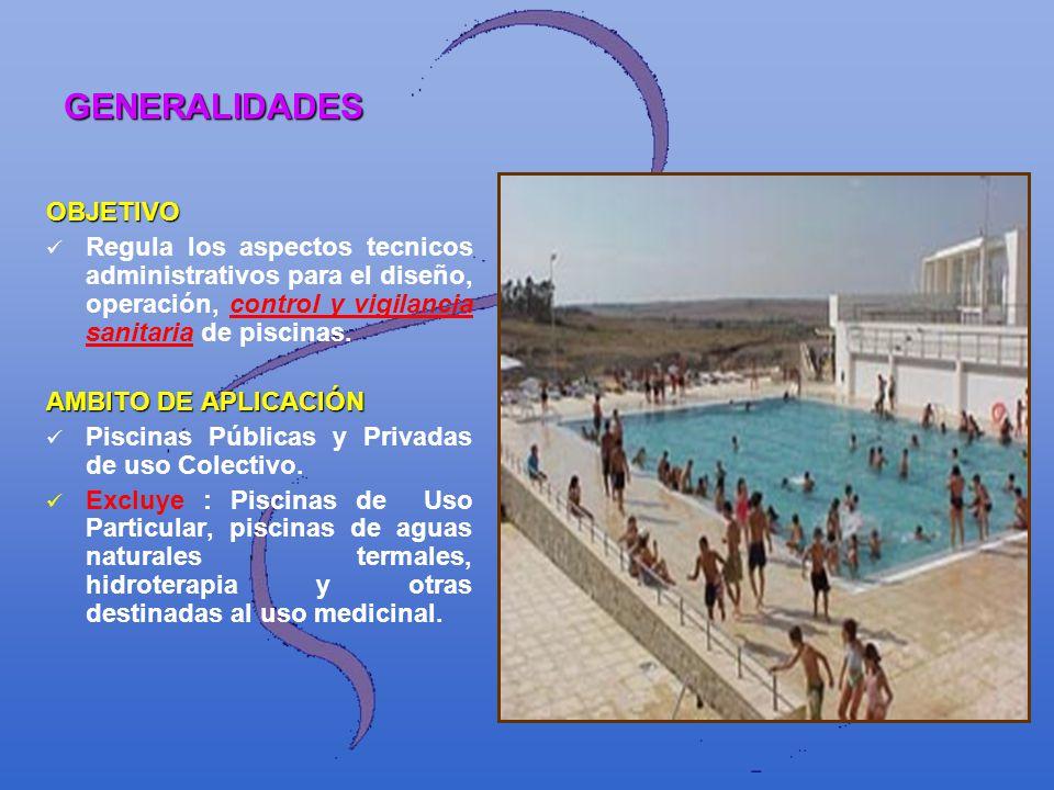 reglamento sanitario de piscinas ppt descargar
