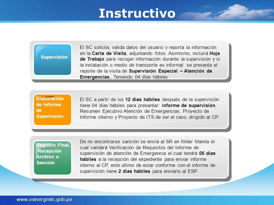 Instructivo Supervisión.