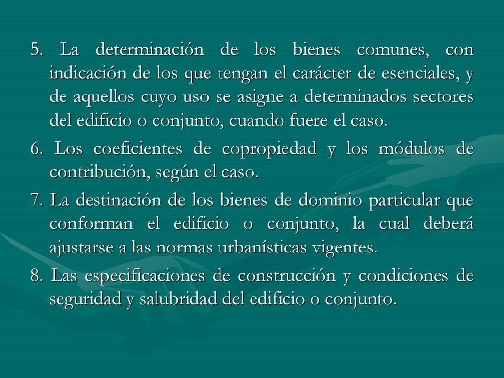 Propiedad Horizontal Ramiro Serrano Serrano Abogado Ppt