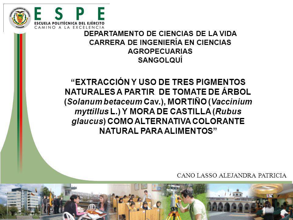 DEPARTAMENTO DE CIENCIAS DE LA VIDA - ppt descargar