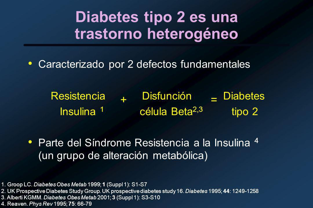 manejo de diabetes mellitus tipo 2 ppt
