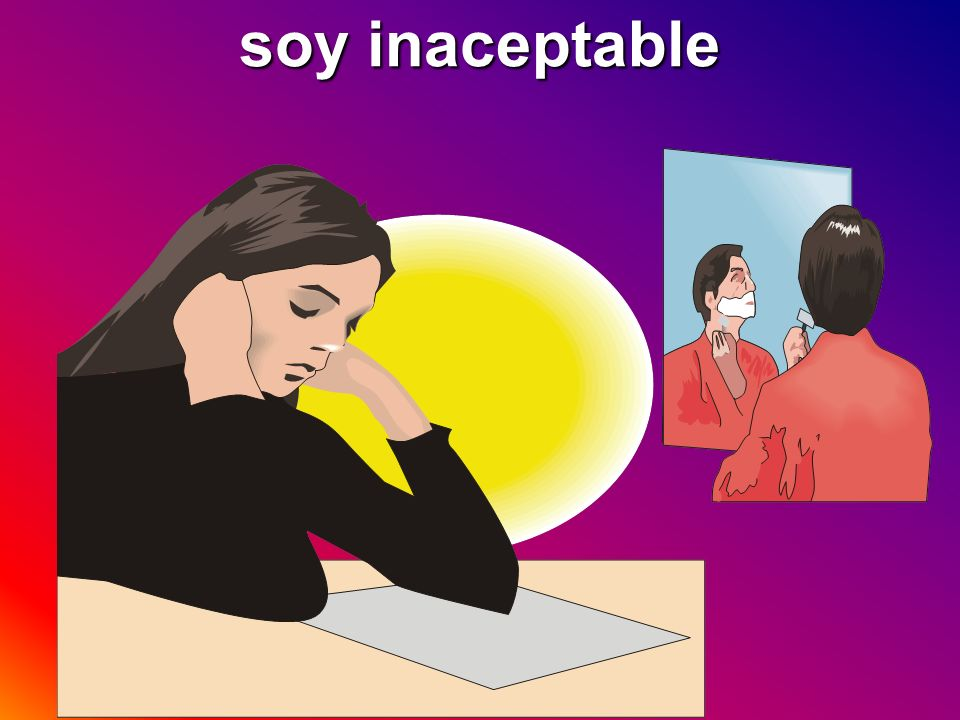 soy inaceptable