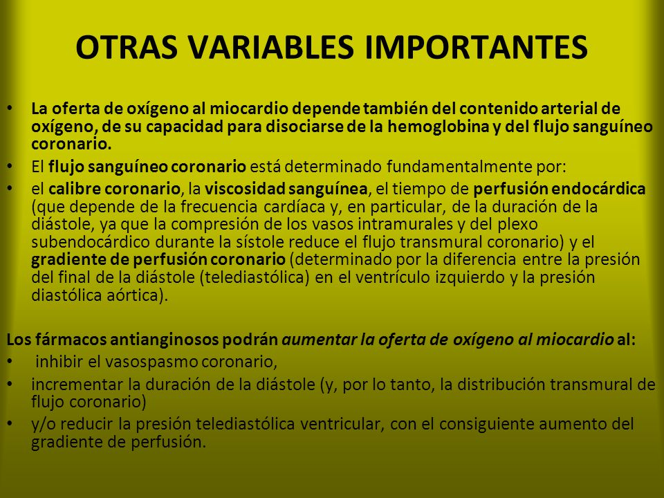 OTRAS VARIABLES IMPORTANTES