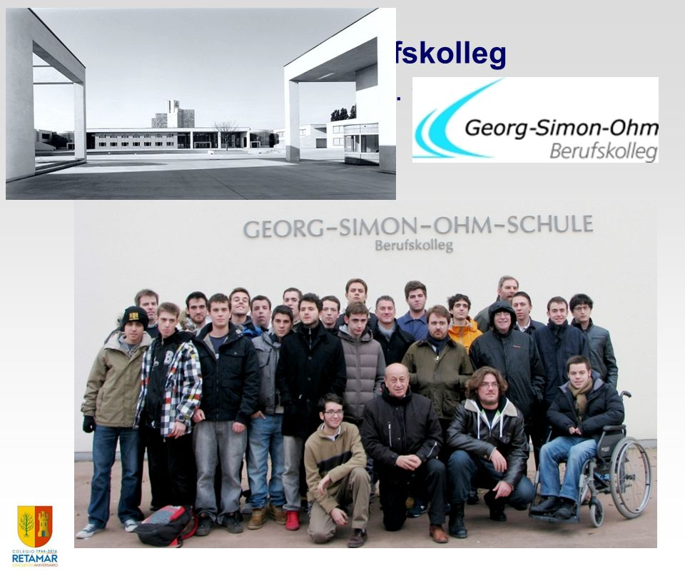 Georg-Simon-Ohm Berufskolleg (  Colonia, 2012