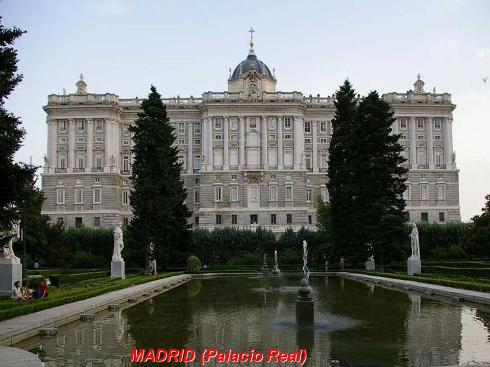 MADRID (Palacio Real)