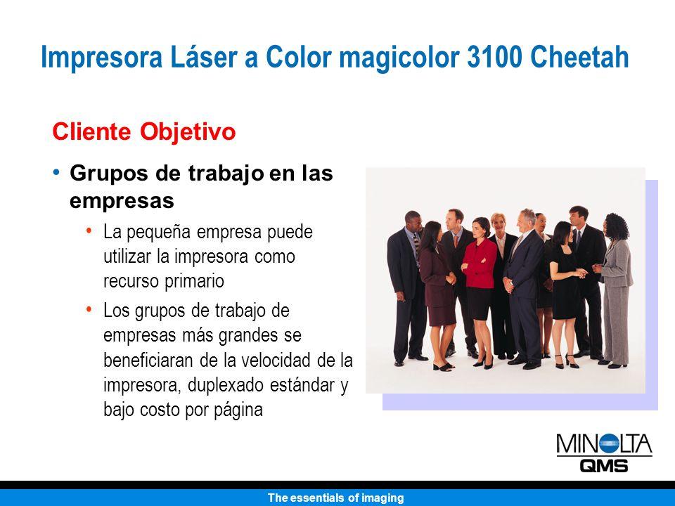 Impresora Láser a Color magicolor 3100 Cheetah - ppt descargar