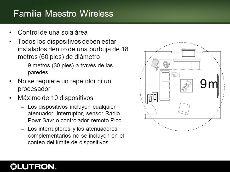 Familia Maestro Wireless