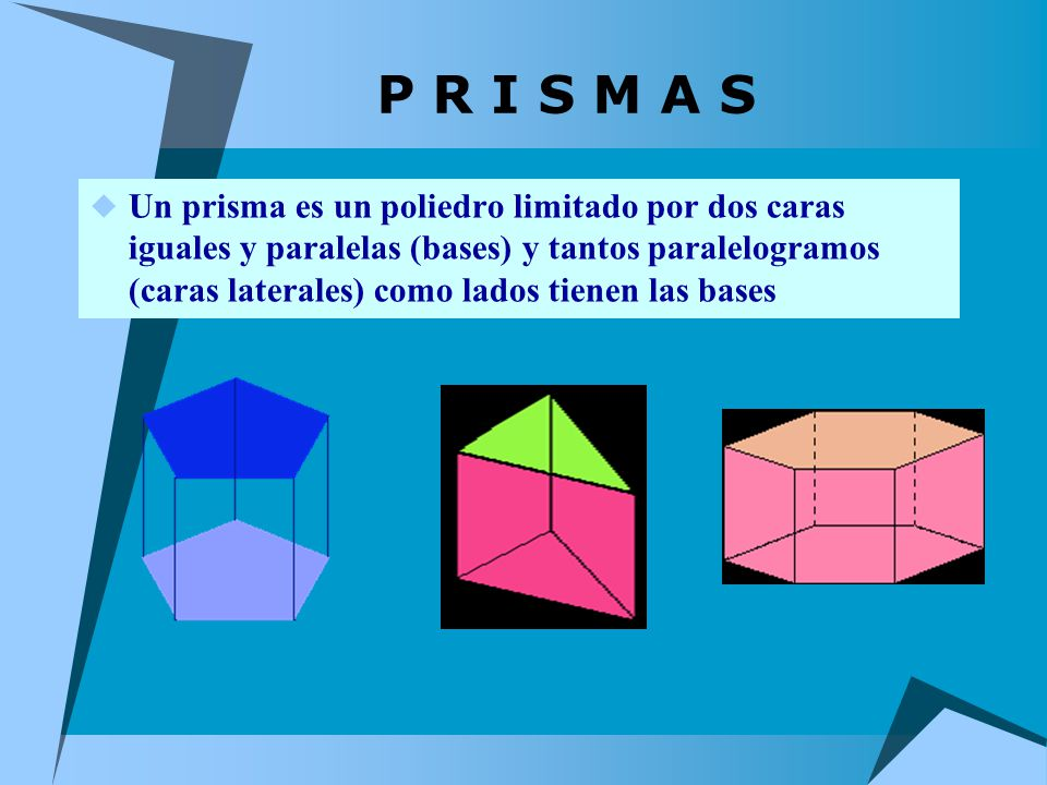 P R I S M A S