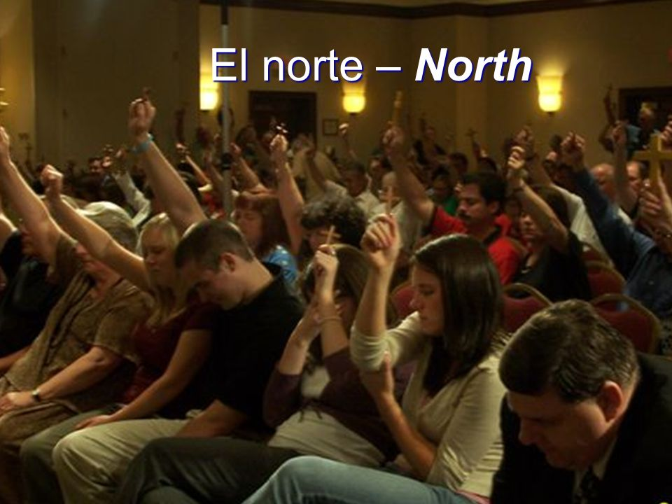 El norte – North