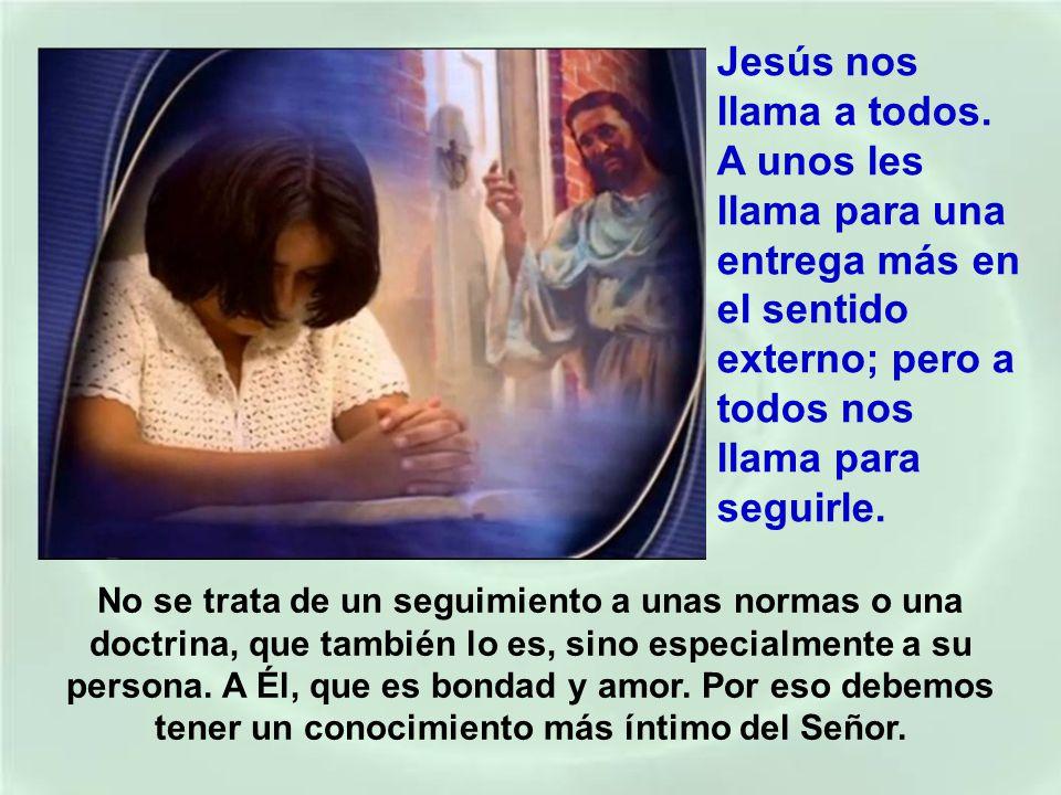 Resultado de imagen de jesús nos llama