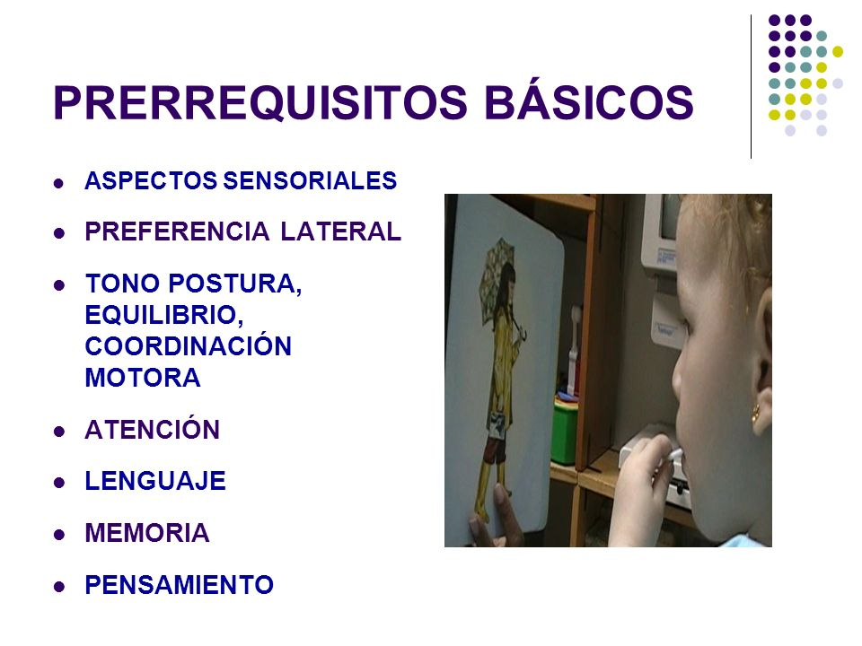 PRERREQUISITOS BÁSICOS