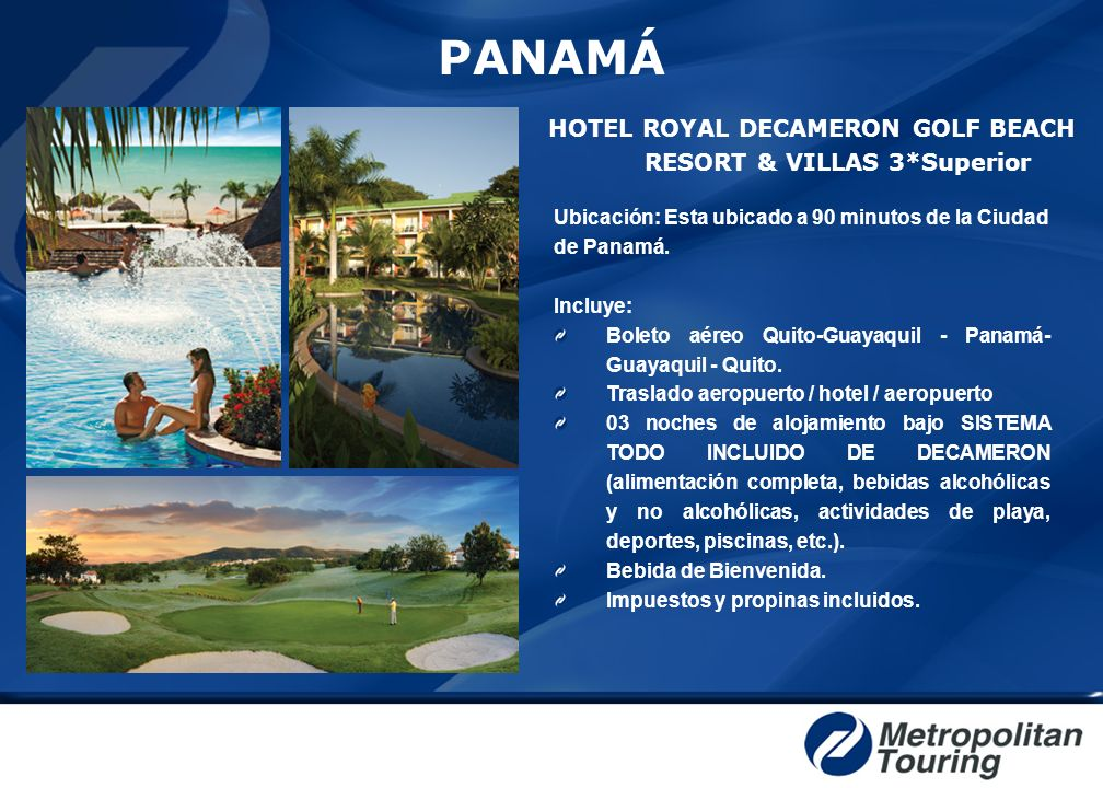 HOTEL ROYAL DECAMERON GOLF BEACH RESORT & VILLAS 3*Superior