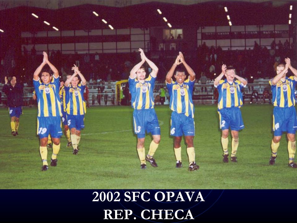 2002 SFC OPAVA REP. CHECA