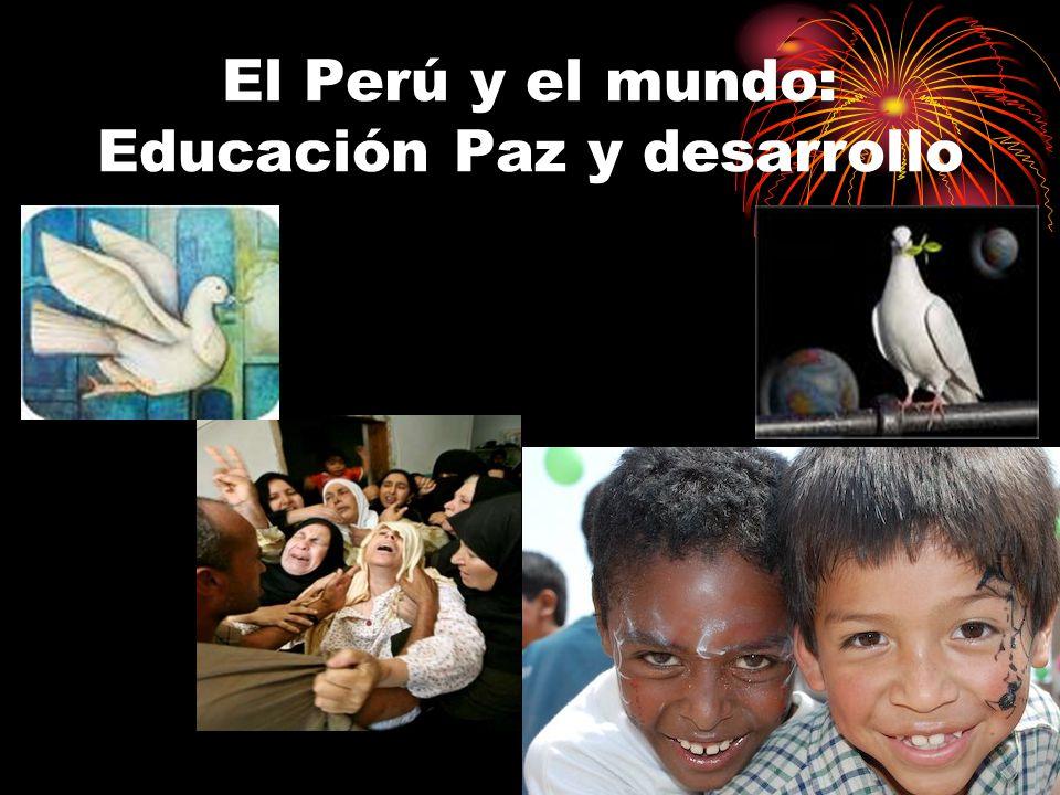 Educacion Comunitaria Aportes A La Paz Y El Desarrollo Jacobo Alva Ppt Descargar