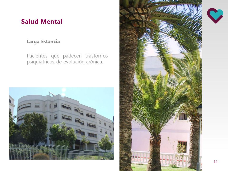 Salud Mental Larga Estancia