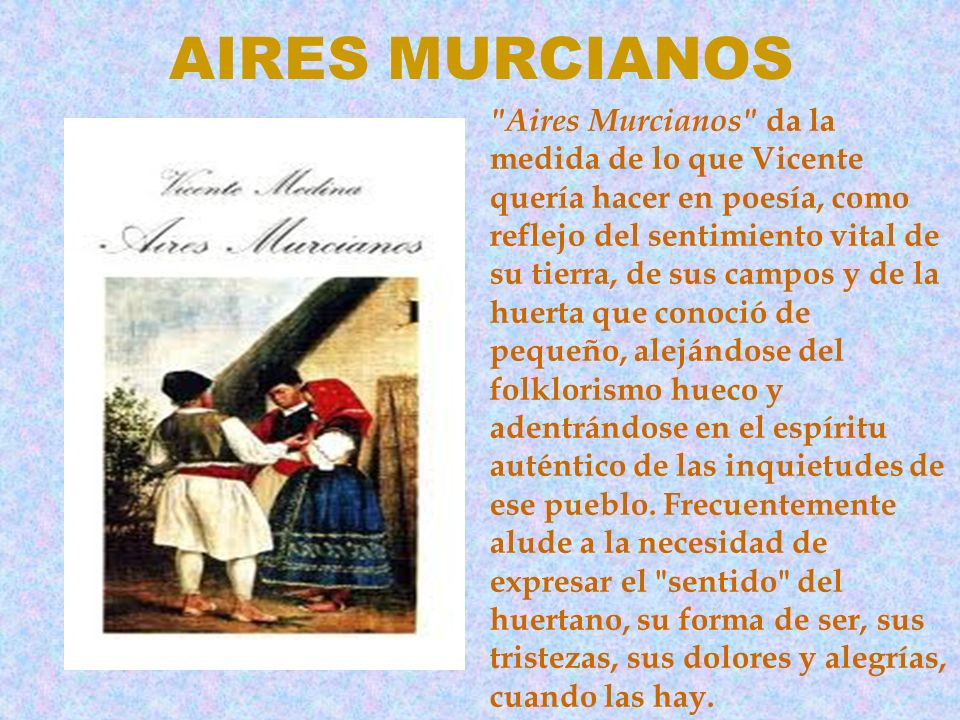 AIRES MURCIANOS