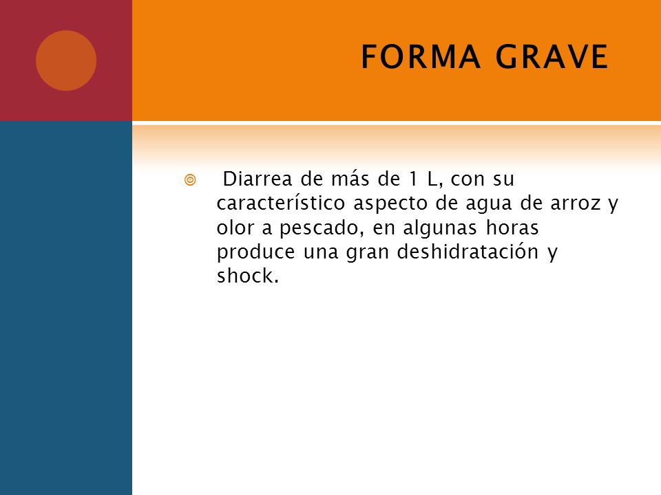 forma grave