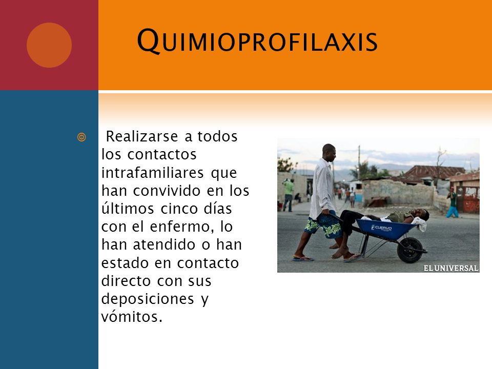 Quimioprofilaxis