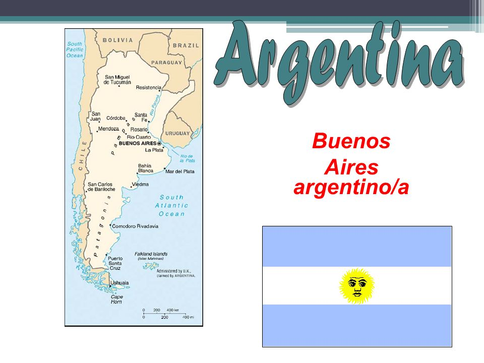 Argentina Buenos Aires argentino/a