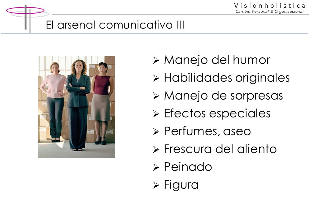 El arsenal comunicativo III