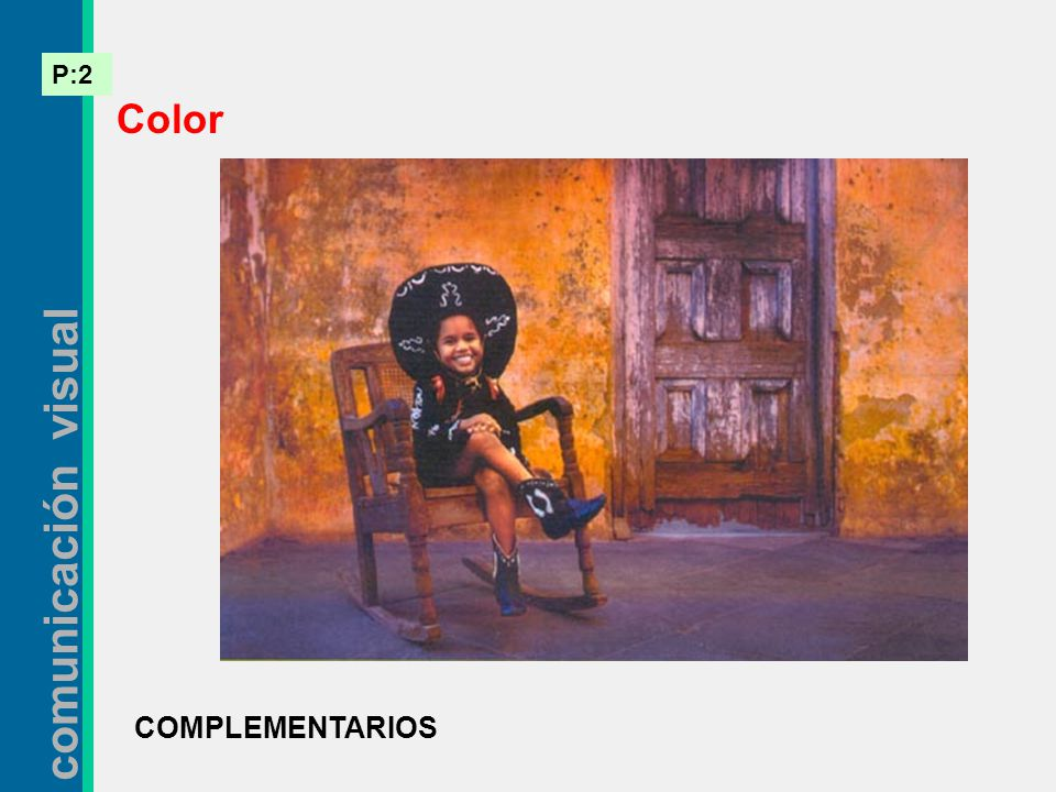 Color COMPLEMENTARIOS