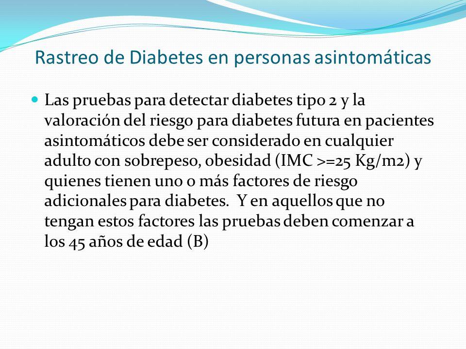 STANDARDS OF MEDICAL CARE IN DIABETES ppt descargar