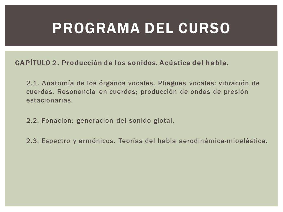 Bloque II: Física Carlos Thomas Grado en Logopedia: Fisiología II ...