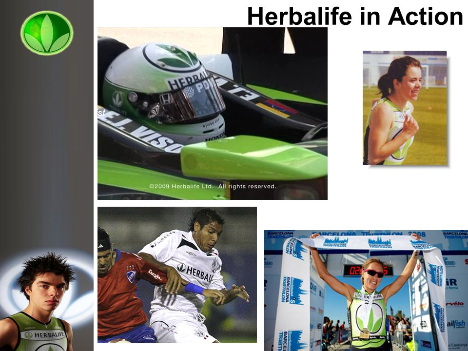 Herbalife in Action Elaine Young Olympic Gold Medalist