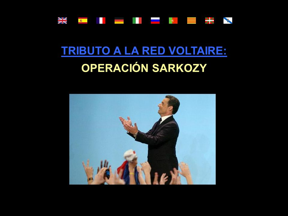 TRIBUTO A LA RED VOLTAIRE: