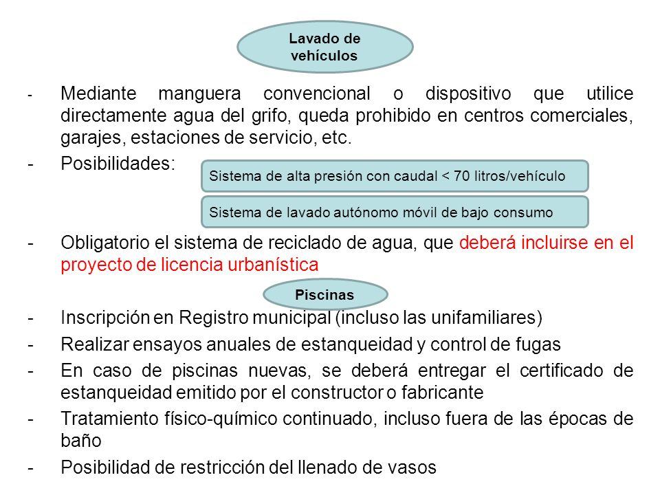 Inscripción en Registro municipal (incluso las unifamiliares)