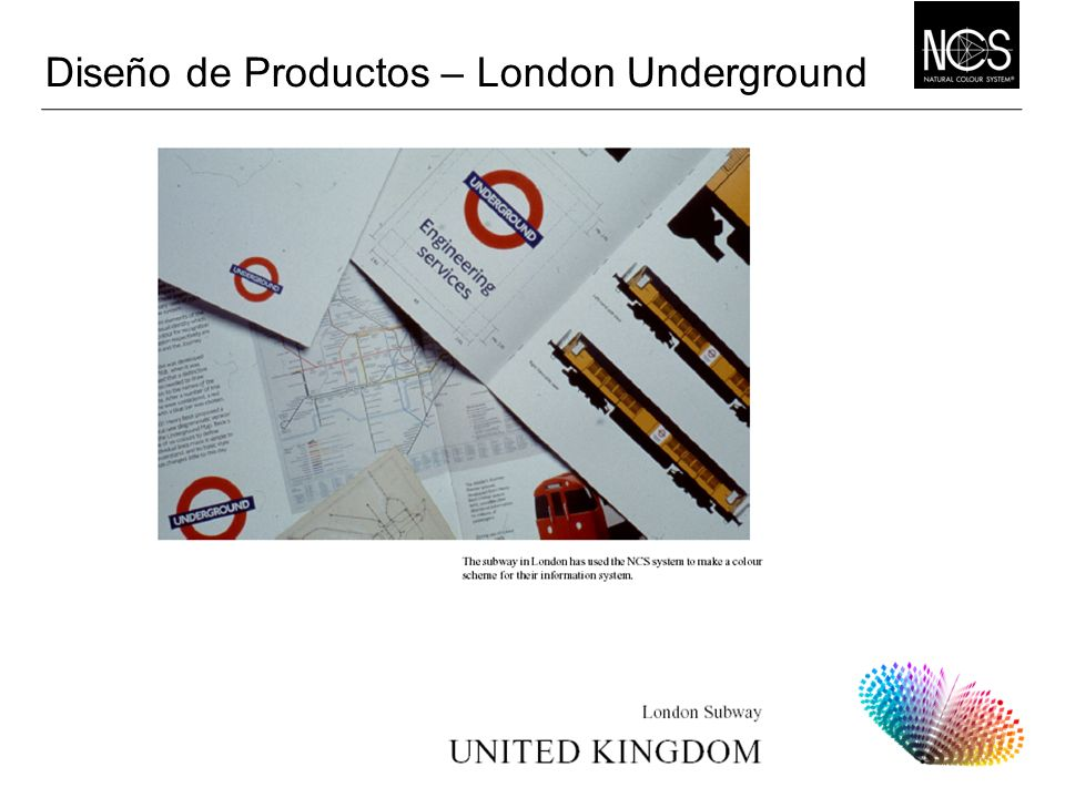 Diseño de Productos – London Underground