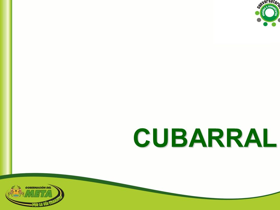 CUBARRAL